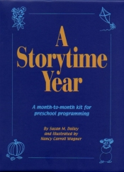 "Cover of ""A Storytime Year"""